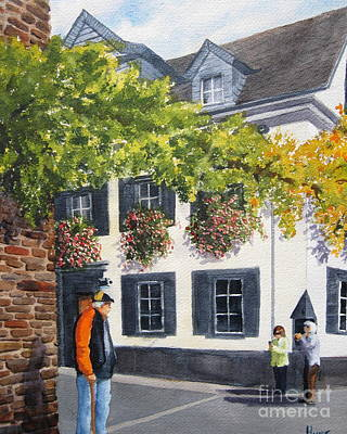 Painting - Lady's Man by Shirley Braithwaite Hunt