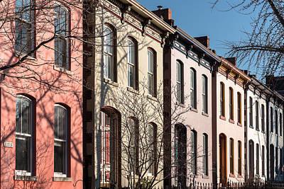 Photograph - Lafayette Square Neighborhood by Scott Rackers