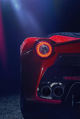 Photograph - Laferrari by George Williams