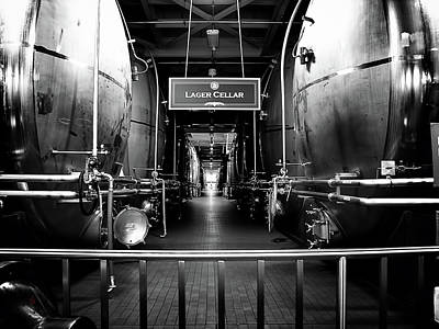 Photograph - Lager Cellar by Adam Vance