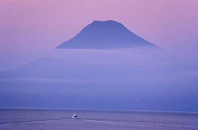 Panajachel Photograph - Lago De Atitlan by Christian Heeb