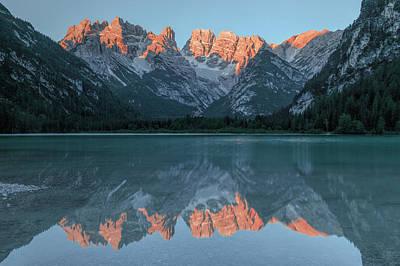 Photograph - Lago Di Landro - Italy by Joana Kruse
