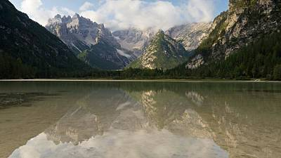 Photograph - Lago Di Landro by Stephen Taylor