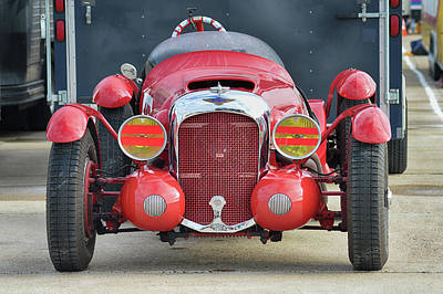 Photograph - Lagonda Le Mans by Bill Dutting