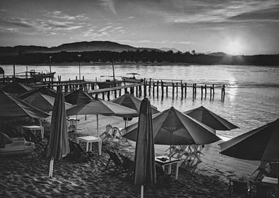 Photograph - Lagoon Sunrise by Doug Matthews