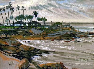 Laguna Beach Painting - Laguna Beach 91 by Donald Maier
