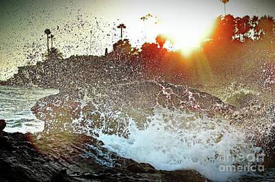 Photograph - Laguna Beach  by Jenny Simon Photography