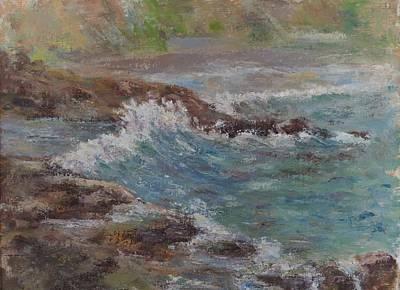 Painting - Laguna Contest by Edward White