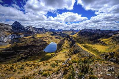 Photograph - Laguna Mitucocha - Peru by Olivier Steiner