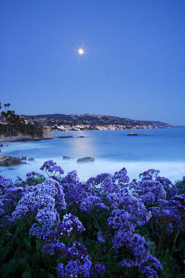 Photograph - Laguna Moonrise by Eric Foltz