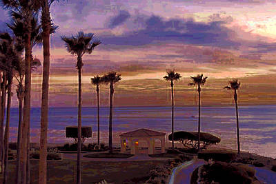 Photograph - Laguna Niguel by Bill Howard