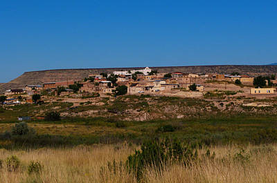 Photograph - Laguna Pueblo by Tikvah's Hope