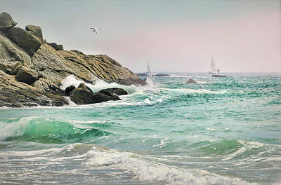 Photograph - Laguna Shore by Diana Angstadt