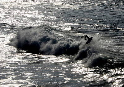 Photograph - Laguna Surf by David Nicholls