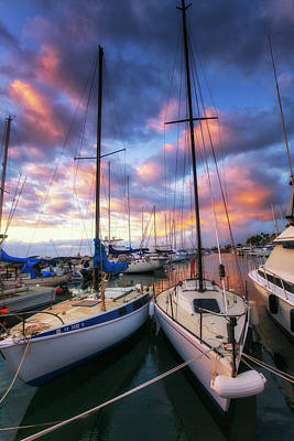 Photograph - Lahaina By The Sea by James Roemmling