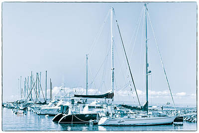 Photograph - Lahaina Marina by Jim Thompson