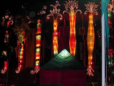 Photograph - Lahore Performing Arts Festival  by Fareeha Khawaja