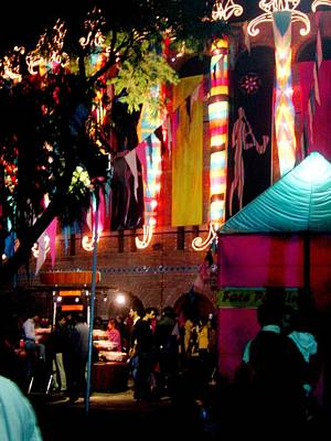 Photograph - Lahore Puppet Festival  by Fareeha Khawaja