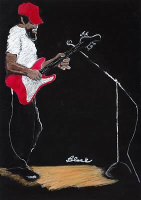 Laid Back Blues Original by Charlie Black