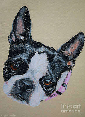 Pastel - Lainey by Susan Herber