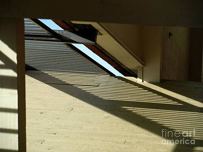 Photograph - Lajollastairwell by Mary Kobet
