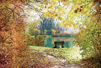 Photograph - Lake by Artistic Panda