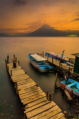 Photograph - Lake Atitlan 2 by Whit Richardson