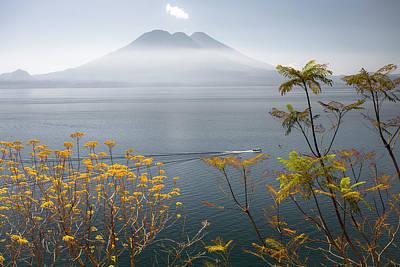 Photograph - Lake Atitlan by Whit Richardson