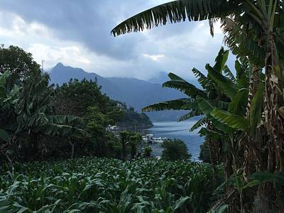 Photograph - Lake Atitlan3 by Claire McGee