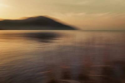 Photograph - Lake Awakening, Study #2 by Yancho Sabev