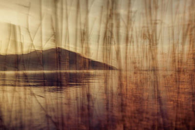 Photograph - Lake Awakening, Study #1 by Yancho Sabev