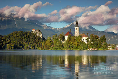 Photograph - Lake Bled by Brian Jannsen