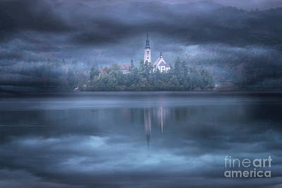 Photograph - Lake Bled, Slovenia by Juli Scalzi