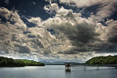 Photograph - Lake Blue Ridge by Greg Mimbs