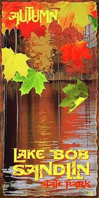 Lake Bob Sandlin State Park Art Print
