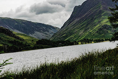 Photograph - Lake Buttermere by Elvis Vaughn