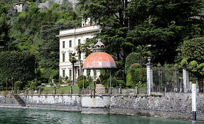 Photograph - Lake Como 10 by Andrew Fare