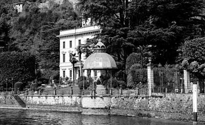 Photograph - Lake Como 10b by Andrew Fare