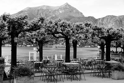 Photograph - Lake Como 13b by Andrew Fare