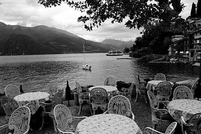 Photograph - Lake Como 14b by Andrew Fare