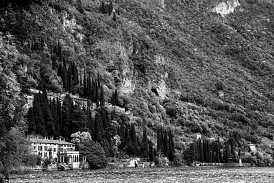 Photograph - Lake Como 15b by Andrew Fare