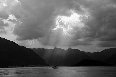 Photograph - Lake Como 18b by Andrew Fare