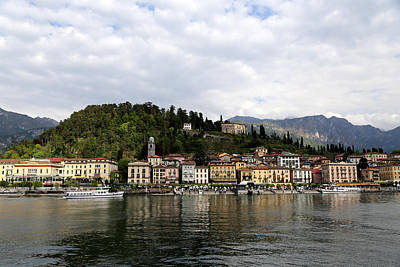 Photograph - Lake Como 19 by Andrew Fare