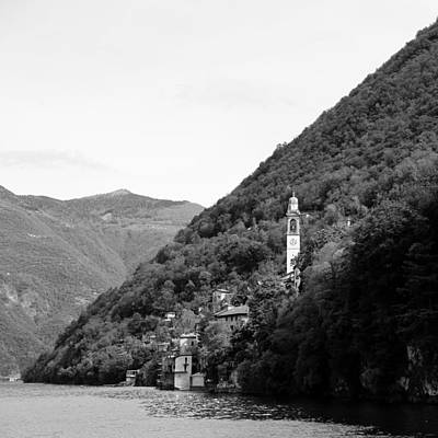 Photograph - Lake Como 9b by Andrew Fare