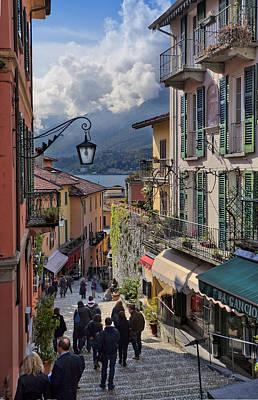 Lake Como Italy Art Print