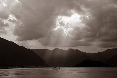 Photograph - Lake Como18c by Andrew Fare