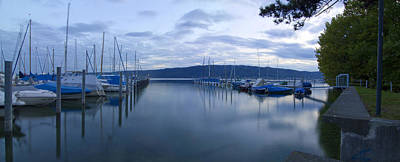 Photograph - Lake Constance Evening by Marc Huebner
