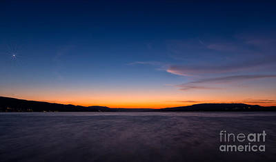 Photograph - Lake Constance II by Bernd Laeschke