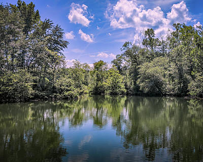 Photograph - Lake Cove by Ant Pruitt