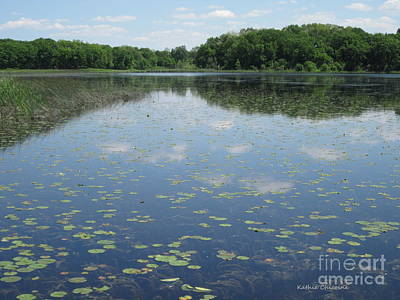 Photograph - Lake Defiance by Kathie Chicoine